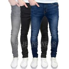 Jack & Jones Liam Denim pitillo vaqueros azules - 28-38w/30-34l 12110056 32w/34l