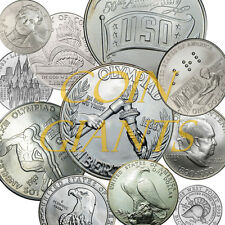 1x Random Year BU U.S. Mint Commemorative Silver Dollar Coin S$1 FREE SHIPPING!!
