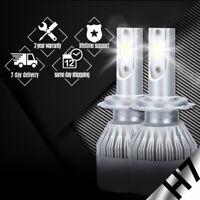 XENTEC LED HID Headlight kit H7 White for Volkswagen Golf City 2007-2010