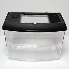 Fauna Box - extra large - 42 x 25 x 27 cm , Transportbox mit schwarzem Deckel
