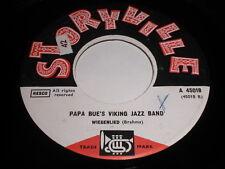 Papa Bue's Viking Jazz Band: Wiegenlied / Schlafe Mein Prinzchen 45