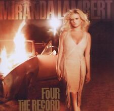 MIRANDA LAMBERT CD - FOUR THE RECORD (2017) - NEW UNOPENED - COUNTRY