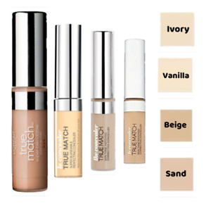 L`Oreal Paris True Match Concealer NEW Choose Your Shade