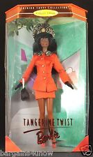 TANGERINE TWIST BARBIE AFRICAN AMERICAN AA FASHION SAVVY COLLECTION NRFB