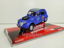 "Slot car Scalextric 6488 Citroën 2 CV Sahara ""Club Graz"""