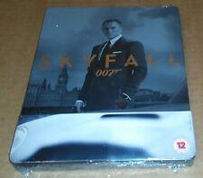 Skyfall (Blu-ray) James Bond, 007 - Limited Edition Steelbook