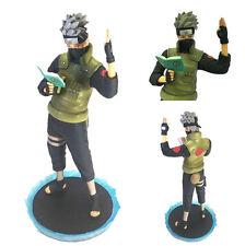 New Naruto Shippuden Hatake Kakashi Sharingan PVC Figure Figurine Model 30CM NB