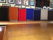 One New Pair of Dark Blue JBL 4310, 4311, 4312 Studio Monitor Speaker Grilles