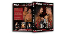 Official Ring Of Honor Wrestling Full Circle 2009 DVD