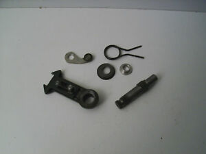 1987 KTM 400 gear change shaft and parts