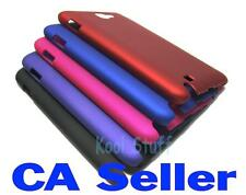 Hard Rubberized Case Samsung Galaxy Note N7000 i9220