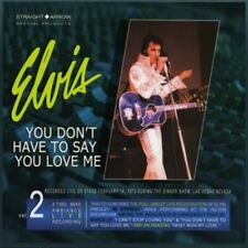 Elvis Presley - You Don't Have To Say You Love Me - Digi Pk  CD - New & Sealed