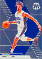 Markelle Fultz 2019-20 NBA MOSAIC BASKETBALL Chrome Base Card #42 Orlando Magic