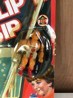 He-Man MOTU 1983 HG Toys Clip N Sip Sealed MOC MOSC Super Rare Unused Straw