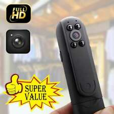 Invisible Full HD 1080P UHD Cam Camera Night Vision MINI DV UHD lens Record 32GB