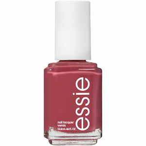 essie nail polish in stitches blush pink nude nail polish 0.46 fl oz