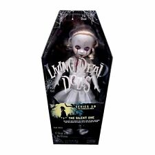 LIVING DEAD DOLLS SERIES 29 THE SILENT ONE GOTHIC HORROR FIGURE TOY COLLECTIBLE