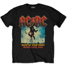 AC/DC 'Blow Up Your Video' T-Shirt - NEW & OFFICIAL!
