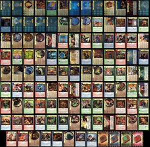 Harry Potter TCG Cards - Base Set - You Pick - Holos/Foils/Rares/Commons/Playset