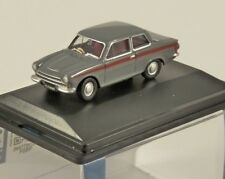 FORD CORTINA Mk1 in Lombard Grey 1/76 scale model OXFORD DIECAST