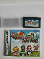 Super Mario Advance (Nintendo Game Boy Advance, 2001) Authentic