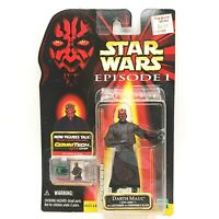 Hasbro Star Wars Darth Maul Sith Lord Episode I CommTech Collection 1999