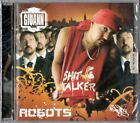 GIUANN SHADAI - ROBOTS - CD NUOVO SIGILLATO RARO HIP HOP SHOCCA ESA GHEMON
