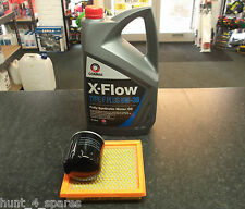 NISSAN NOTE (E11) 1.4 SERVICE KIT OIL & AIR FILTERS COMMA 5 LITRES OIL