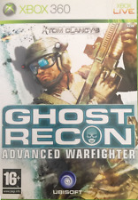 Xbox 360-GHOST Redux Advanced Warfighter (versione originale) ** NUOVO E SIGILLATO **