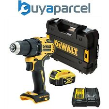 Dewalt DCD708 18v XR Li-Ion Brushless Compact Combi Hammer Drill 1 x 4.0Ah Batt