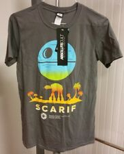 Star Wars Rogue One 'Scarif Absolute Cult Brand Men's T-Shirt Med NEW & OFFICIAL