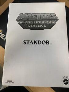 Masters of the Universe Classics Boîte de Rangement pour la Figurine :  STANDOR