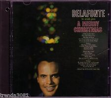 HARRY BELAFONTE Wish you Merry Christmas CD Classic Greats MARY GIFTS THEY GAVE