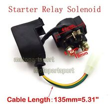 ATV Starter Relay Solenoid Kymco MXU Mongoose 250 300 People 150 200 500 Scooter