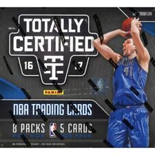 Panini Basketball Trading Cards 2016-17 Season