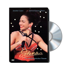 SELENA - EIN AMERIKANISCHER TRAUM ** DEUTSCHE DVD NEUWERTIG ** JENNIFER LOPEZ
