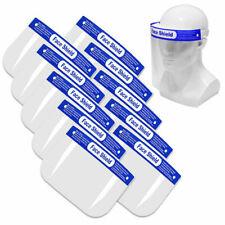 10X Full Face Covering Anti-fog Safety Shield Tool Clear Glasses Eye Helmet
