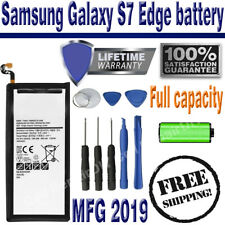 For Samsung Galaxy S7 Edge Replacement Battery + Free Tools + Free Shipping