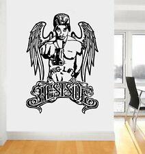 2Pac Tupac Westside Thug Life Rapper Hip Hop Legend DIY Wall Art Sticker/Decal 1