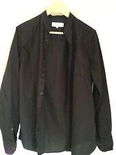 River Island Grandad Regular Casual Shirts & Tops for Men