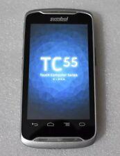 Zebra Symbol TC55 TC55BH-HC11ES 1D Barcode Scanner PDA Unlocked Android 4.4.3