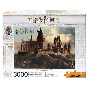 Hogwarts 3000 Piece Jigsaw Puzzle - Harry Potter Wizard School