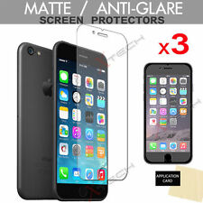 """3 Pack of ANTI-GLARE MATTE Screen Protector Guards for Apple iPhone 6s Plus 5.5"""""""