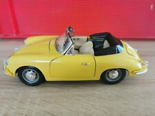 (BO15) Bburago Pkw  1:18  Porsche 356 B 1961