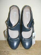 Marks and Spencer No Pattern 100% Leather Wedge Women's Heels