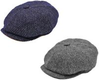 Mens Baker Boy Caps Newsboy Hat Country Style Peaky Blinders Style / Flat Cap