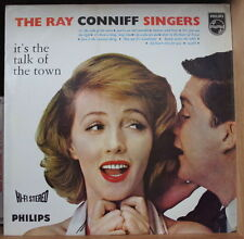 RAY CONNIFF SINGERS CHEESECAKE RETRO COVER HOLLAND PRESS LP PHILIPS