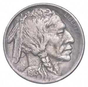 1913-S Indian Head Buffalo Nickel *399