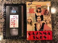 Pajama Tops Vhs! Rare 1983 French Comedy! USA Video!