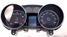 2008 Audi TT Quattro 3.2l DSG Mk2 8J Factory Instrument Gauge Cluster 39k T2002